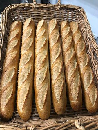 West Melton, Новая Зеландия: baguettes