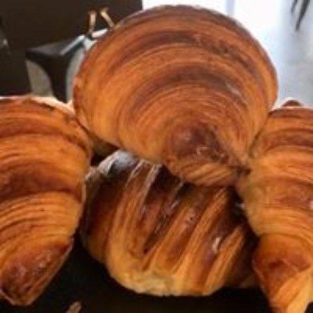 West Melton, Новая Зеландия: croissants