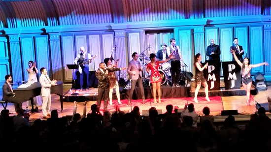 Troy Savings Bank Music Hall: Post Modern Jukebox's return 3+ years after their first appearance.