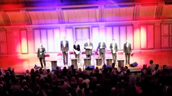 Troy Savings Bank Music Hall: Ukulele Orchestra of Great Britain.