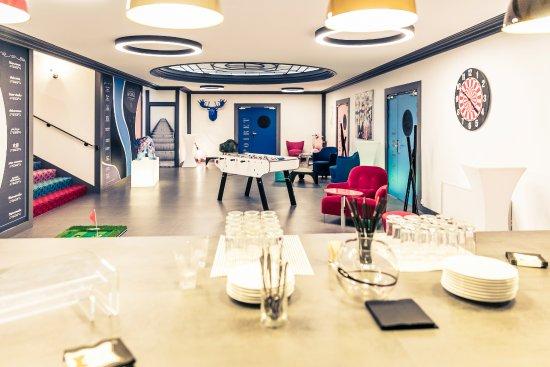 Mercure Lyon Centre Chateau Perrache: Espace de réunion La Coupole