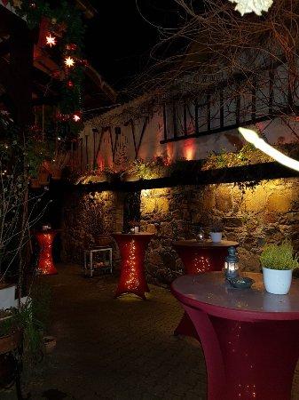 Wachenheim an der Weinstrasse, Tyskland: Gerümpelstube