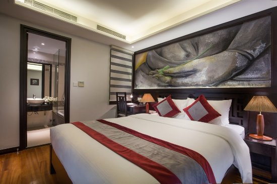 Golden Lotus Boutique Hotel: Superior double