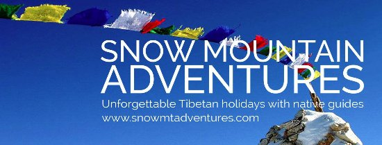 Xiahe County, Китай: SNOW MOUNTAIN ADVENTURES