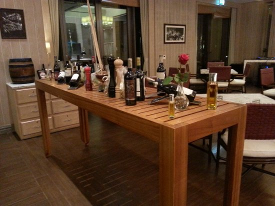 Safi Steakhouse: Starters table 1