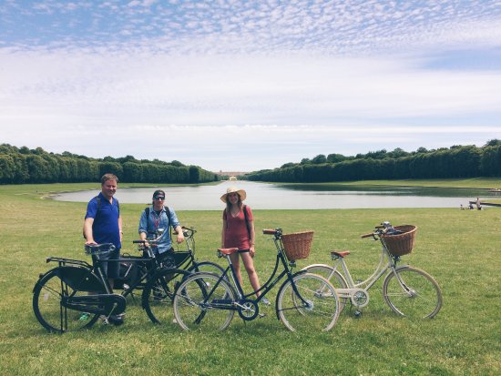 París, Francia: These classy bikes are the perfect way to escape the crowds!