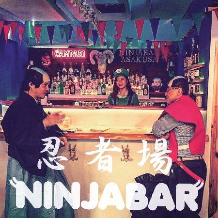 NinjaBar