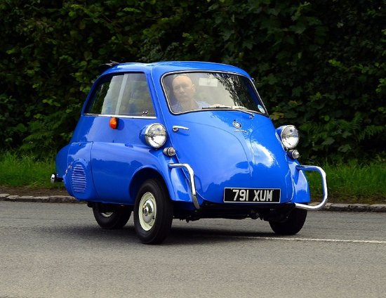 Bmw Isetta 300cc Picture Of The Bubblecar Museum Boston Tripadvisor