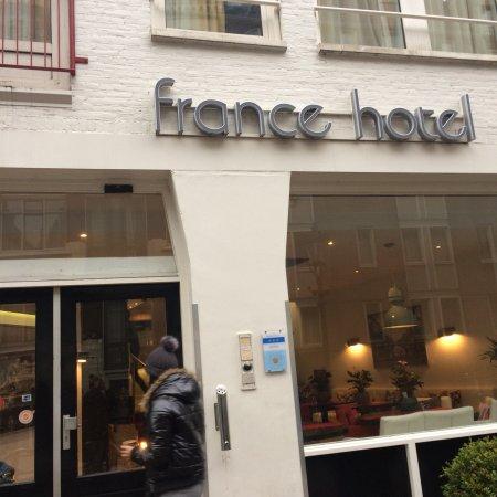 France Hotel Amsterdam: photo1.jpg