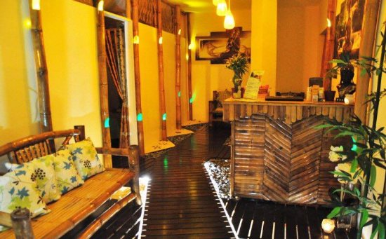 Lapu Lapu, Philippinen: Nature Wellness Massage Spa