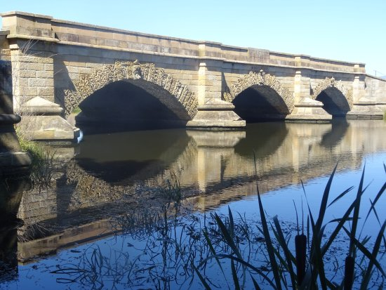 Ross Bridge in all its glory
