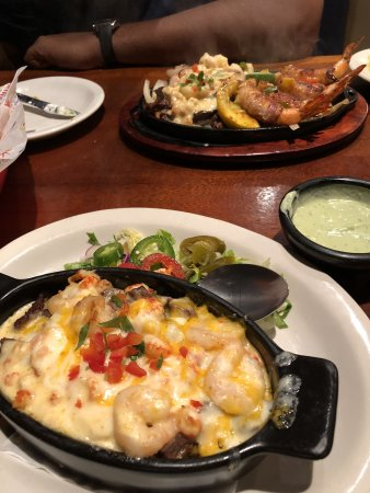 Gringo's Mexican Kitchen: Marisco bowl