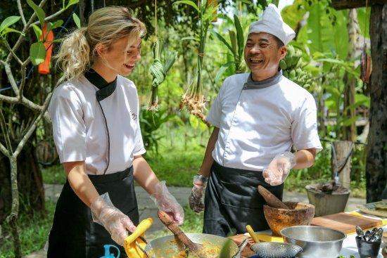 Maisons Wat Kor : Cooking class
