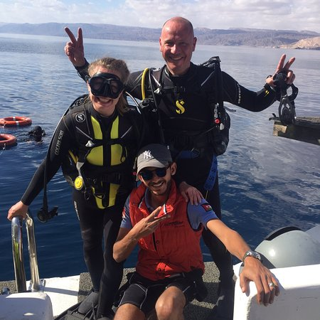 Picture of deep blue dive center aqaba - Deep blue dive centre ...