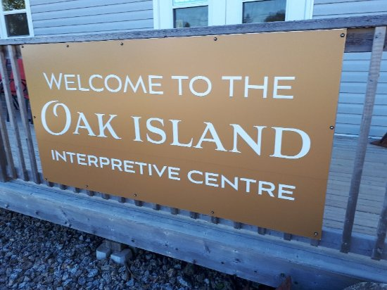 Friends of Oak Island Society (Lunenburg) - UPDATED 2019