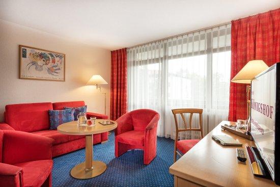 Johannesbad Hotel Konigshof Bad Fussing Deutschland