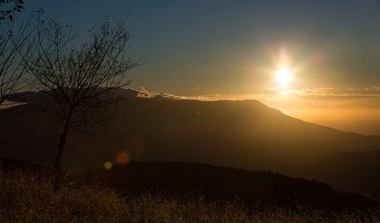 Berchules, Spanien: Sunrise