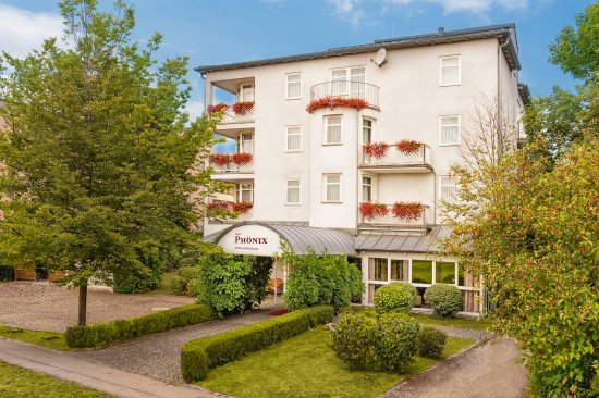 Hotel Ludwig Thoma In Bad Fussing