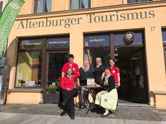 Altenburg Stadtfuerungen