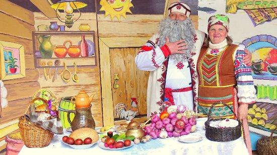 """Vitebsk Region, روسيا البيضاء: СТК """"Озерки"""". Приглашаем на анимационные программы с Дедом Баем!!!"""