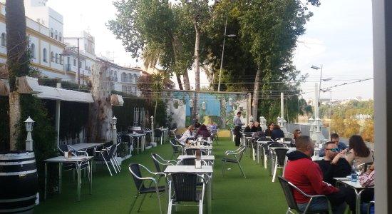 Restaurante Terraza Picture Of Kiosco De Las Flores