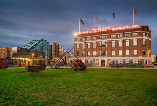 Leeds, UK: The Tetley