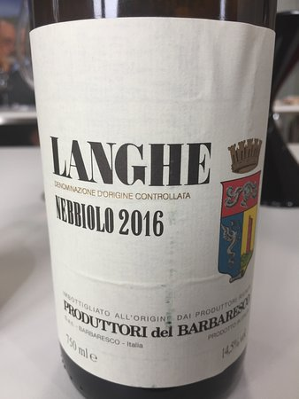 Barbaresco, Italy: Entry level-very good