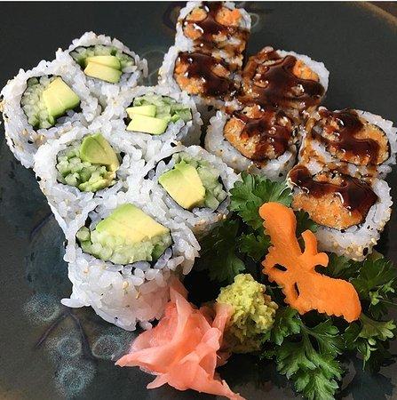 Osaka Hibachi Restaurant & Sake Bar: Vegetable Maki