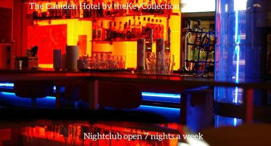 The Camden Hotel: Nightclub