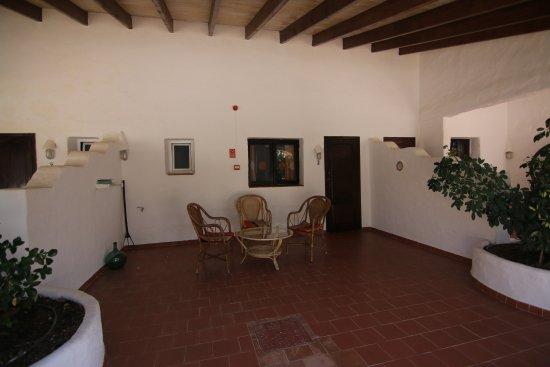 San San, Espagne : Terraza habitación Norte 2