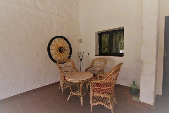 San San, Espagne : Terraza habitación Norte 1