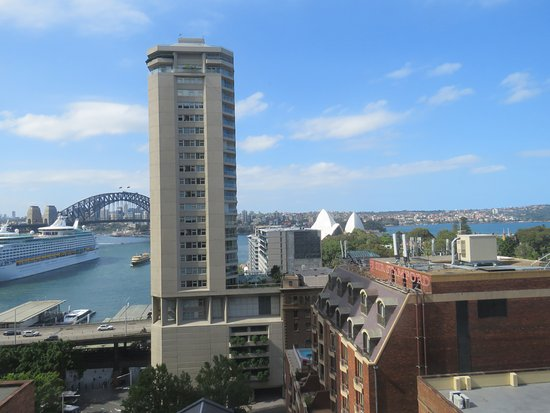 InterContinental Sydney: View from 1301