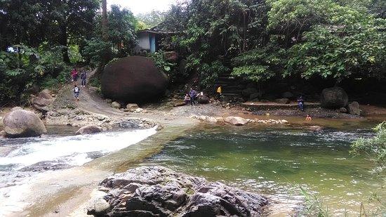 Nakhon Si Thammarat, Thailand: น้ำตกพรหมโลก