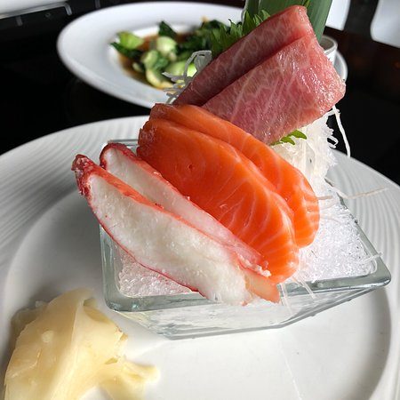 Commack, NY: Sashimi for the second time !