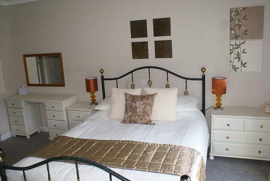 Trelaske Hotel & Restaurant: Garden Room Spacious King Double