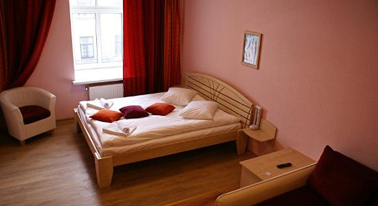 Rafael Hotel Riga: Lux