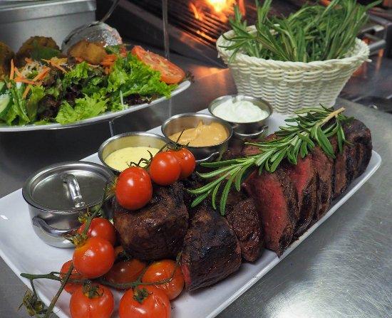Steak Restaurant Wien