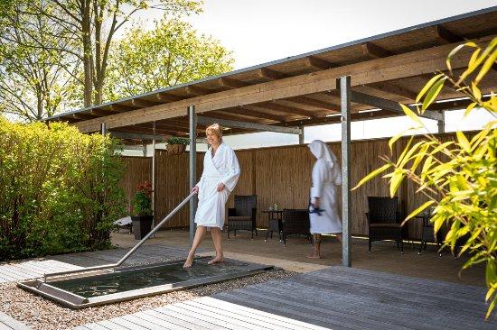 Gut bekannt Sauna-Außenbereich - Bild von Trend Hotel, Banzkow - TripAdvisor CT66
