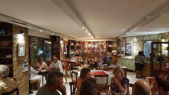 Bayview Hotel: Restaurant