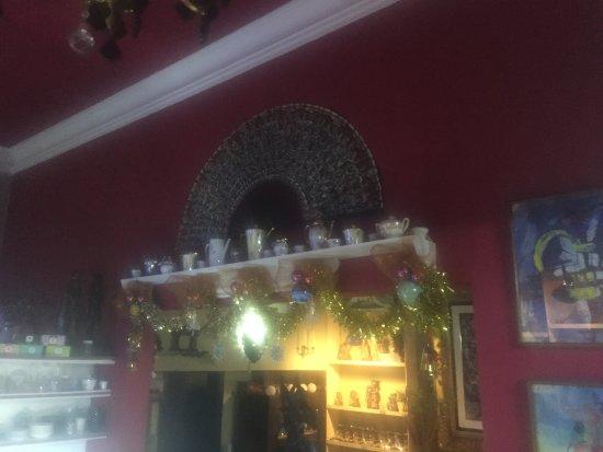 Bendito Aroma Restaurante Delicatessen: Decoracion interior