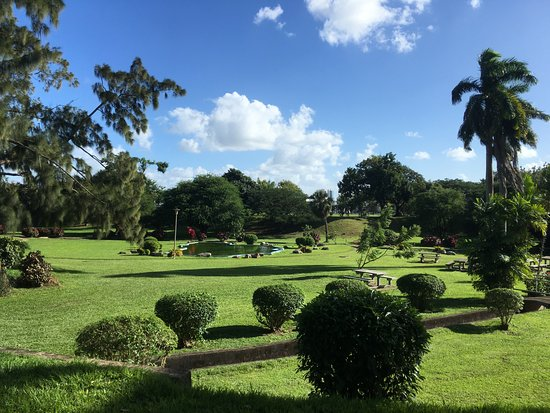 Queen's Park Savannah (Port of Spain) - All You Need to ...