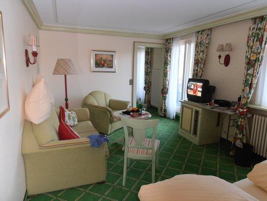 Hotel Engel Obertal : Zimmer im Stammhaus Hotel Engel