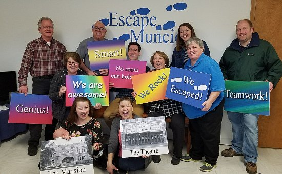 Escape Muncie