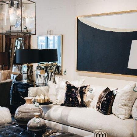 50th & France: Home decor