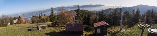 Třinec, Česká republika: panorama