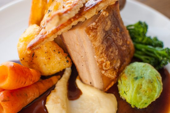 Greater London, UK : Sunday Roast!