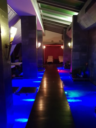 Amathus Beach Hotel Limassol: spa