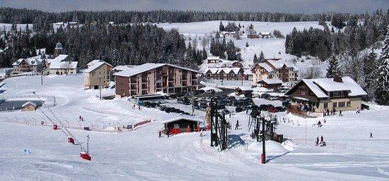 Espace Alpin Bellefontaine