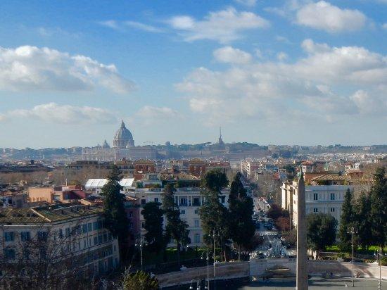 Terrazza Del Pincio Foto Di Terrazza Del Pincio Roma