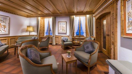 Romantik Hotel Stern: A. Carigiet Lounge